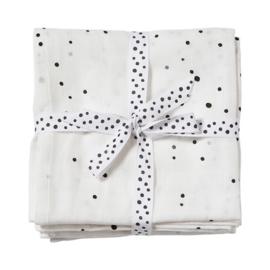 Swaddles dreamy dots white