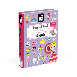 Magneetboek prinsessen