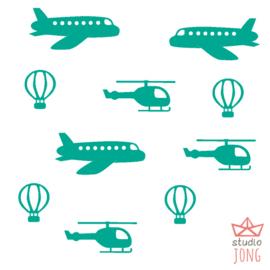 Uitbreidingsset luchtverkeer