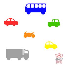 Uitbreidingsset voertuigen