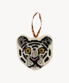 Snowy Tiger hanger