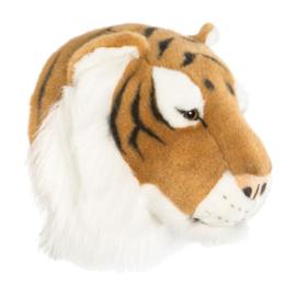 Dierenkop tijger