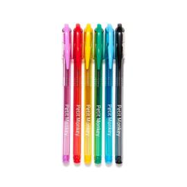Glitter gel pennen