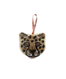 Loony Leopard hanger