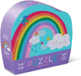 Puzzel rainbow dream (12 stk)