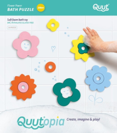 Badpuzzel flower power