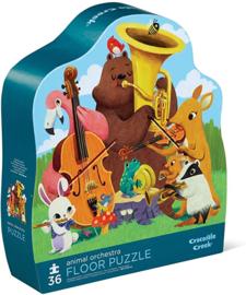 Puzzel Animal Orchestra (36 stk)