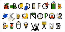 Nijntje XL alfabet