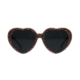 Sunnie junior hartjes red leopard