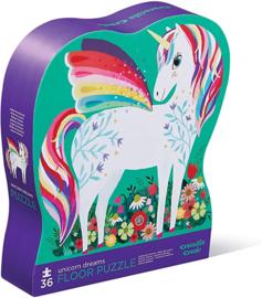 Puzzel unicorn dreams (36 stk)