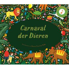 Muziekboek Carnaval der dieren