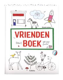 Vriendenboek (ook voor familie)