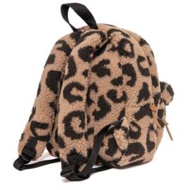 Rugtas teddy leopard