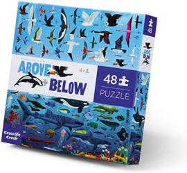 Puzzel above & below zee (48 stk)
