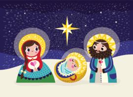Joseph & Maria