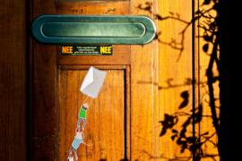 Verderkijker brievenbus