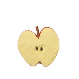 Badspeeltje / bijtspeeltje appel