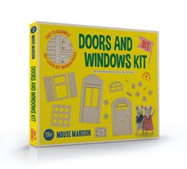 Ramen en deuren kit