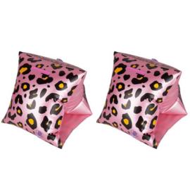 Zwembandjes roze 2-6 jaar