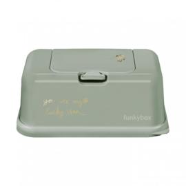 Funkybox clover green