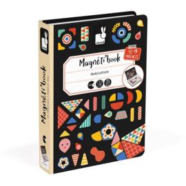 Magneetboek Tangram