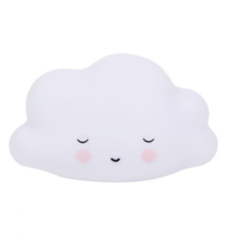Slapende wolk
