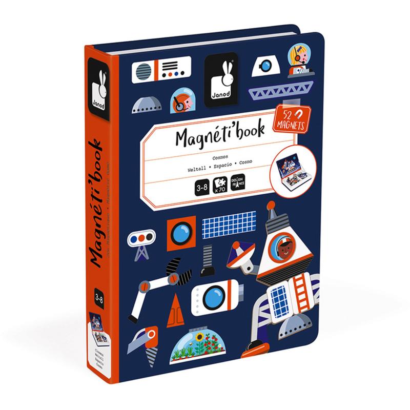 Magneetboek Ruimte