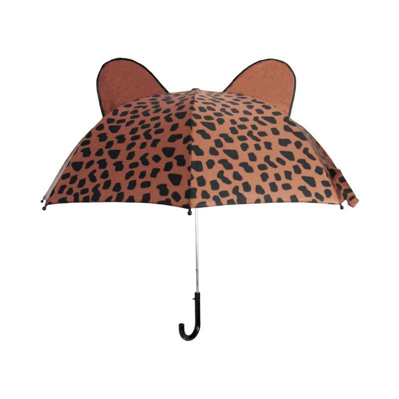 Paraplu bear caramel spots