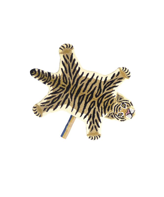 Tiger rug small