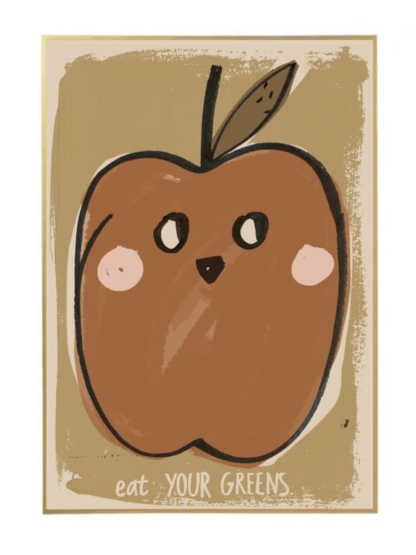 Poster apple