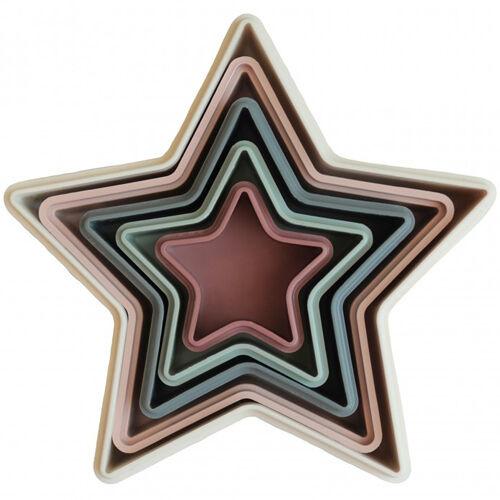 Nesting stars mushie