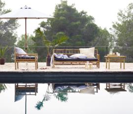 Tine K Home bamboe lounge stoel
