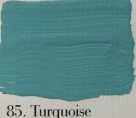 L'Authentique krijtverf - nr. 85 - Turquoise