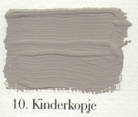 L'Authentique kalkverf - nr. 10 - Kinderkopje