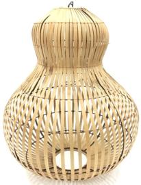 Hanglamp bamboe Pumkin L - Manggis