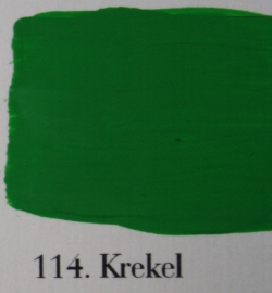 L'Authentique krijtverf - nr. 114 - Krekel