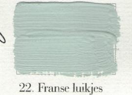 L'Authentique krijtverf - nr. 22 - Franse Luikjes
