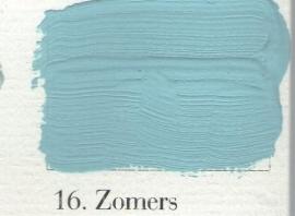 L'Authentique krijtverf - nr. 16 - Zomers