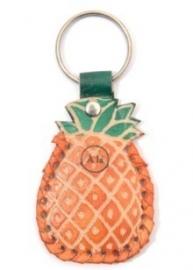 Sleutelhanger - À la Anannāsa - pineapple