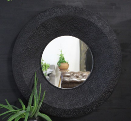 Art Sensation Xiam spiegel zwart