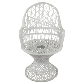 HouseholdHardware Vanessa chair white