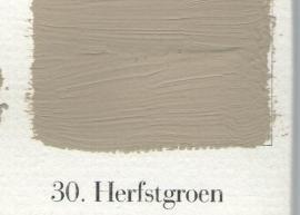 L'Authentique krijtverf - nr. 30 - Herfstgroen