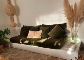 Honoré hanglamp Arlequin XL raphia   House-Dressing.nl
