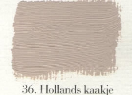 L'Authentique krijtverf - nr. 36 - Hollands Kaakje