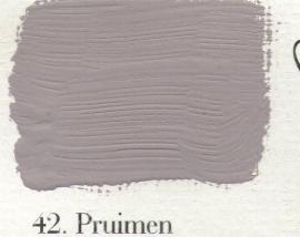 L'Authentique krijtverf - nr. 42 - Pruimen