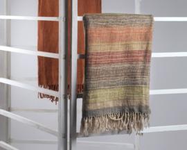 Ocean Stripe - plaid - ML Fabrics