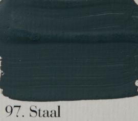 L'Authentique krijtverf - nr. 97 - Staal