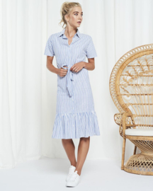 Freebird jurk Fanny Blue