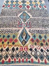 Vloerkleed Jute Grafische patronen 200x300cm
