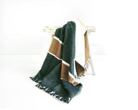 ML Fabrics Yoko plaid black
